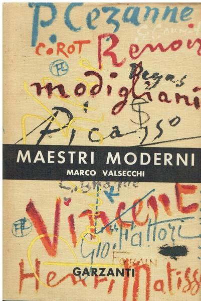 Maestri moderni