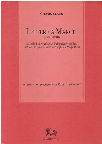 Lettere a Margit