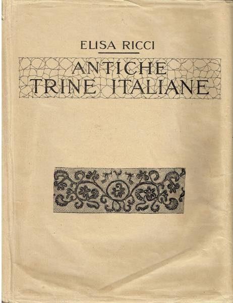 Antiche trine italiane
