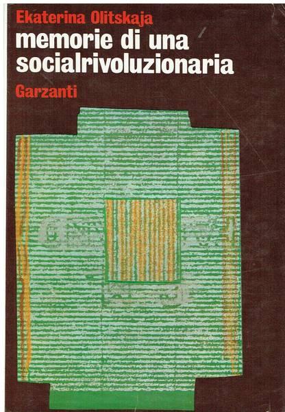 Memorie di una socialrivoluzionaria