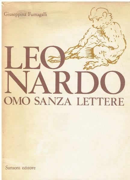 Leonardo omo sanza lettere