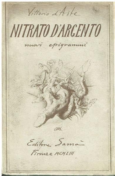 Nitrato d'argento : nuovi epigrammi