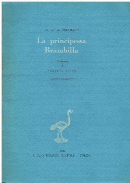 La principessa Brambilla