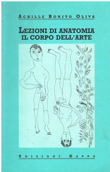 Lezioni di anatomia : il corpo dell'arte