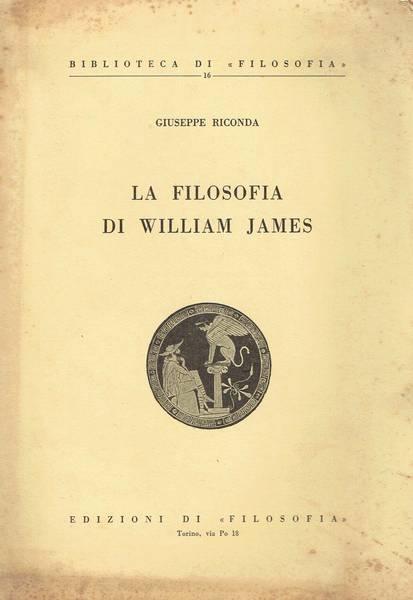 La filosofia di William James