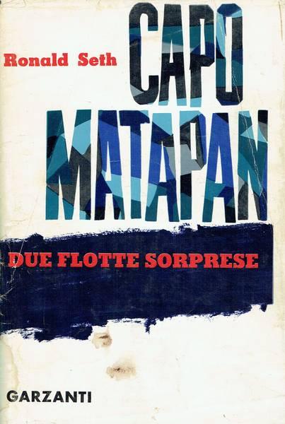 Capo Matapan : due flotte sorprese