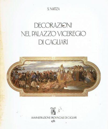 Decorazioni nel Palazzo viceregio di Cagliari