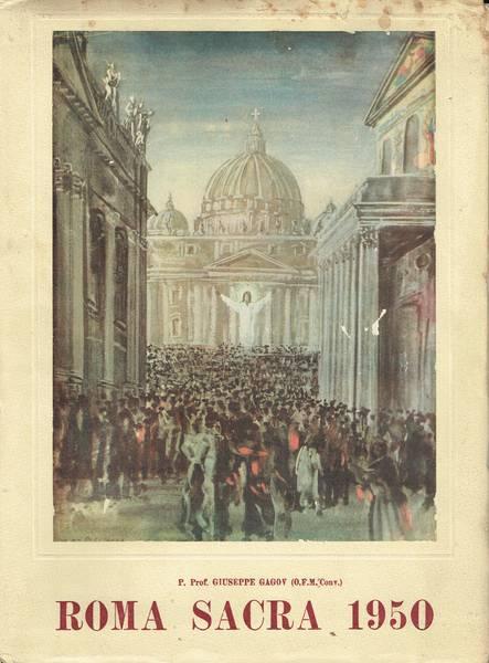 Roma sacra : 1950