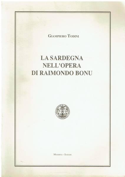 La Sardegna nell'opera di Raimondo Bonu