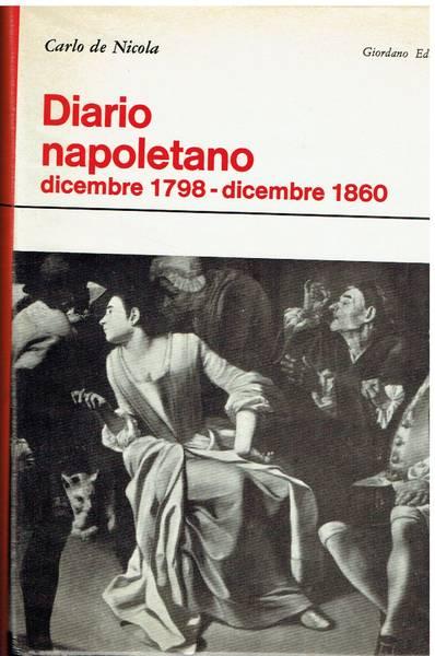 Diario napoletano : dicembre 1798-dicembre 1800