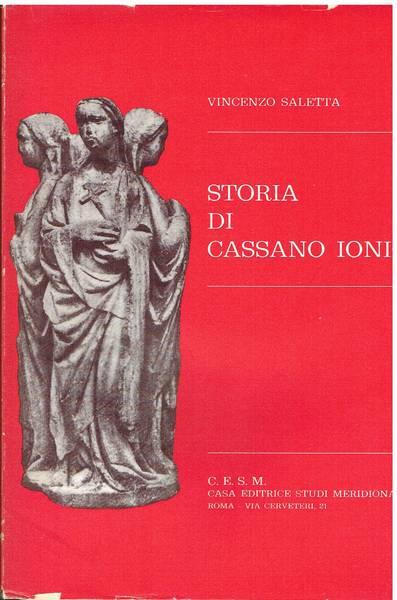 Storia di Cassano Ionio