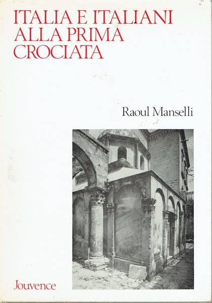 Iatalia e italiani alla prima crociata