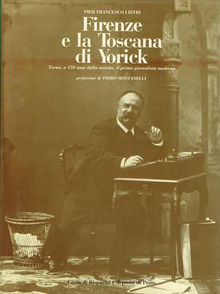 Firenze e la Toscana di Yorick : torna