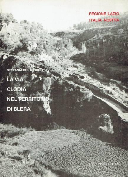 La via Clodia nel territorio di Blera