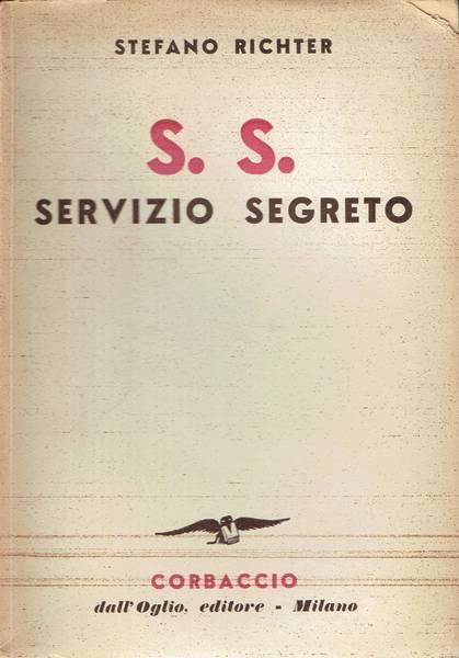S. S. servizio segreto