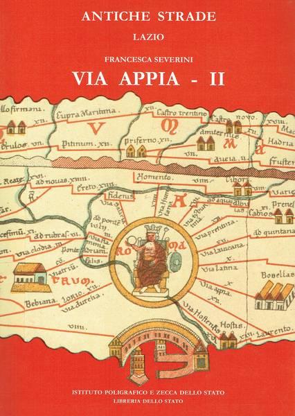 Via Appia v. 2: Da Bovillae a Cisterna di Latina