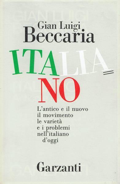 Italiano : antico e nuovo