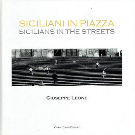 Siciliani in piazza : Giuseppe Leone