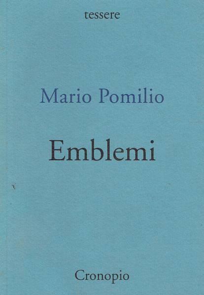 Emblemi : poesie 1949-1953