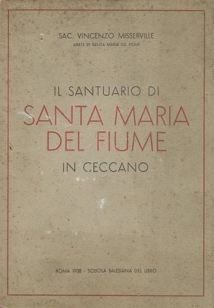 Il santuario di Santa Maria del Fiume in Ceccano