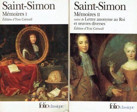 Saint-Simon: Mémoires I