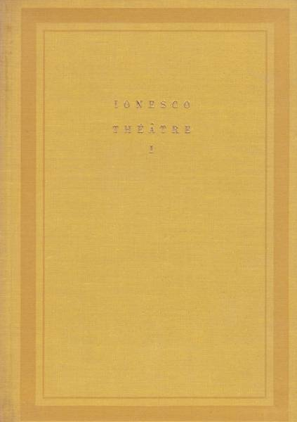 Theatre de Ionesco