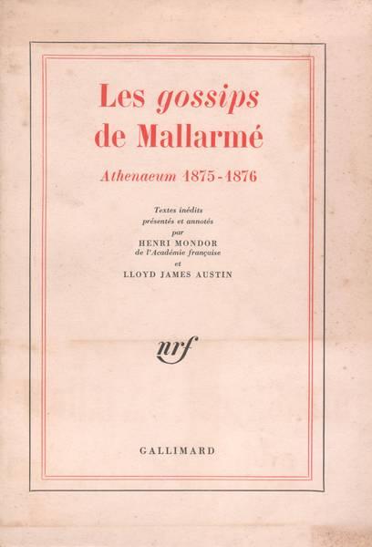 Les gossips de Mallarmé : Athenaeum