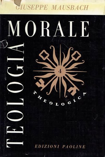 Teologia morale v. 1: La morale generale : i doveri generali dell'imitazione di Cristo per raggiungere la somiglianza con lui e per la glorificazione di Dio nell'avvento del suo regno nella Chiesa e nel mondo