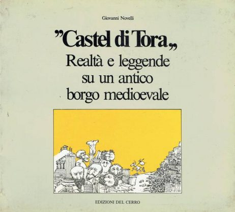 Castel di Tora : realtà e leggende su un antico borgo medievale