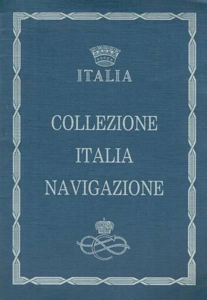 Collezione Italia navigazione