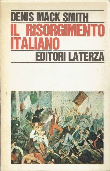 Il Risorgimento italiano : storia e testi