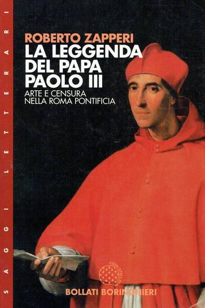 La leggenda del papa Paolo 3. : arte e censura nella Roma pontificia