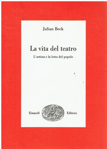 La vita del teatro