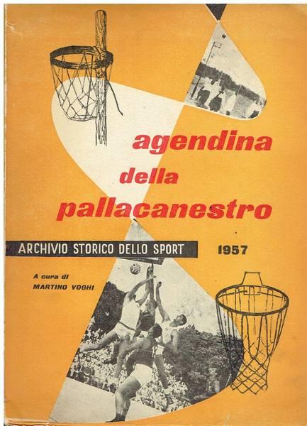 Agendina della pallacanestro