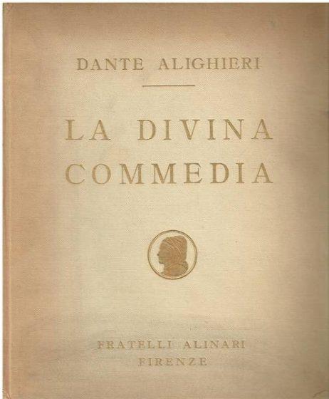 La Divina Commedia : novamente illustrata da artisti italiani