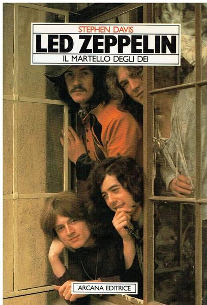Led Zeppelin : il martello degli dei