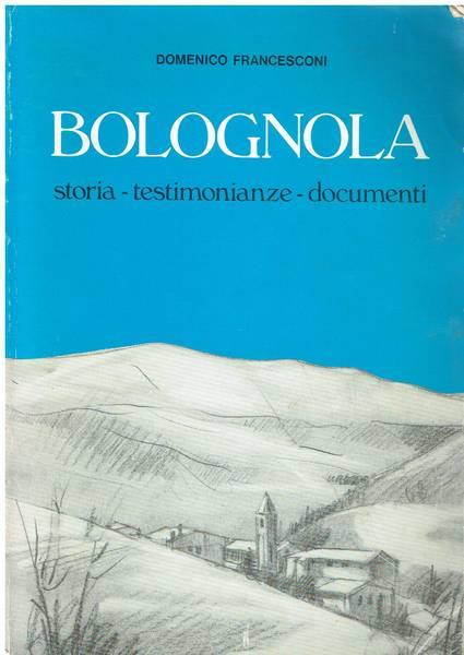 Bolognola : storia