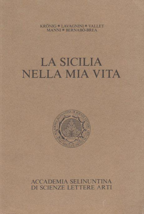 La Sicilia nella mia vita