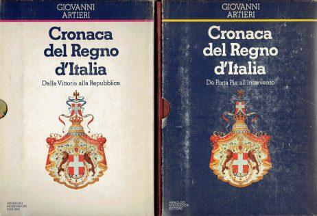 Cronaca del Regno d'Italia: 2 volumi