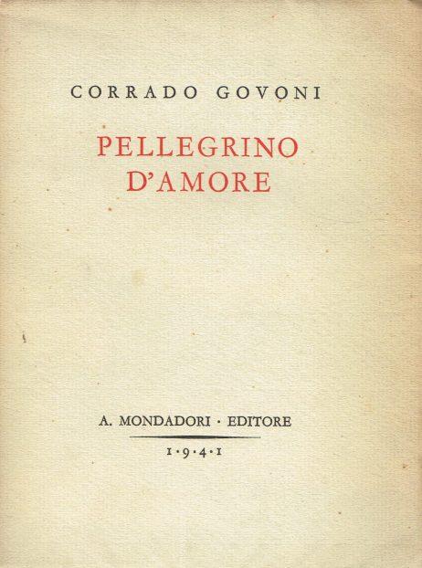 Pellegrino d'amore : poesie