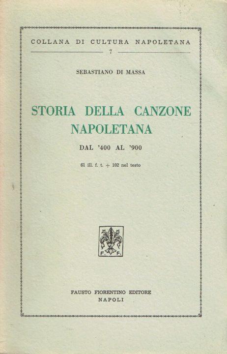 Storia della canzone napoletana dal '400 al '900