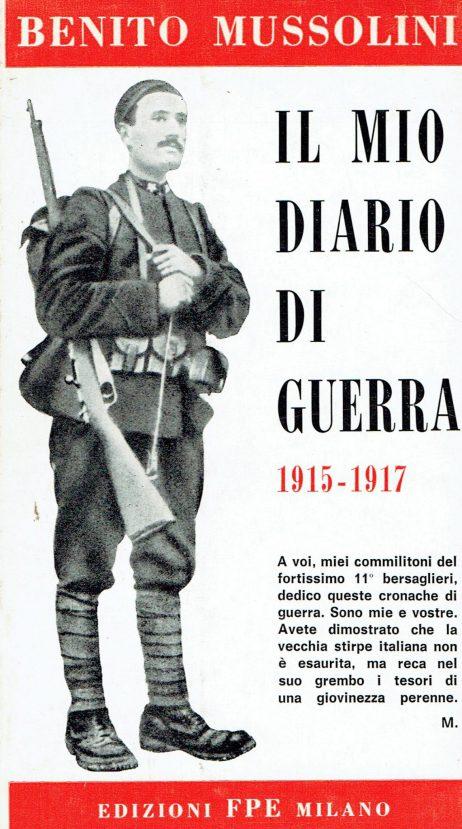 Il mio diario di guerra : 1915-1917