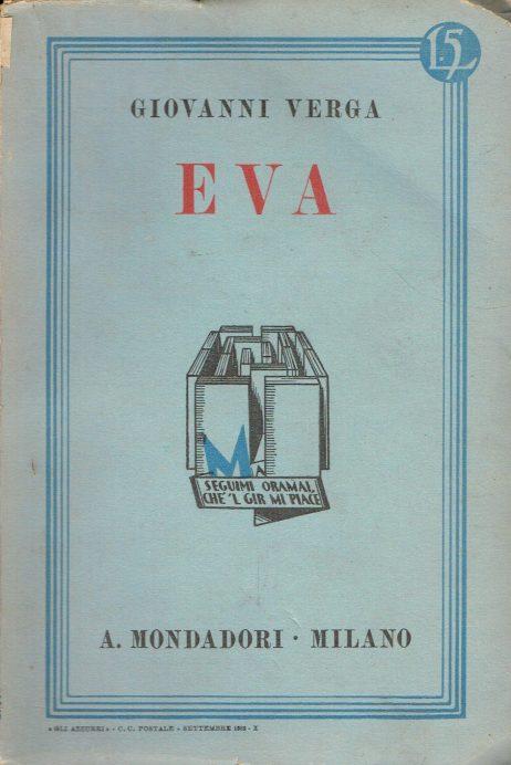 Eva : romanzo