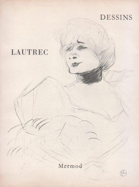 Dessins de Toulouse-Lautrec