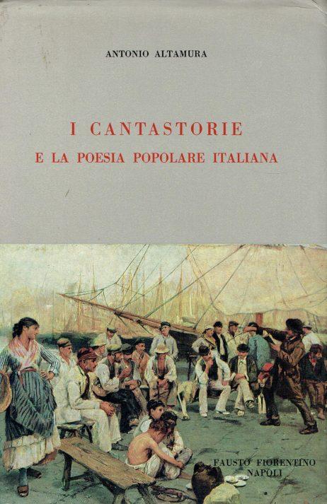 I cantastorie e la poesia popolare italiana