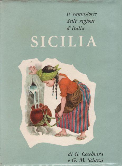 Il cantastorie delle regioni d' Italia: Sicilia