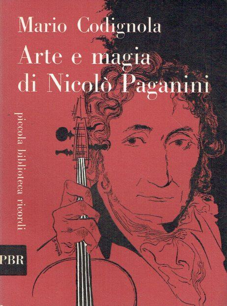 Arte e magia di Nicolo Paganini