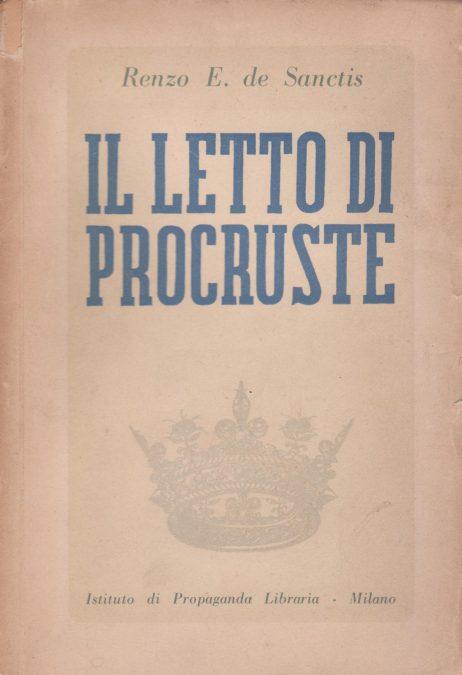 Il letto di Procruste : cinquanta notarelle di letteratura italiana da Jacopo Passavanti ad Alfredo Panzini