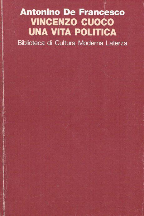 Vincenzo Cuoco : una vita politica