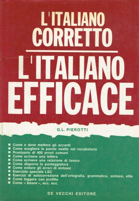 L'italiano corretto